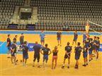 היום: נבחרת ישראל מול אוסטריה בכדורעף