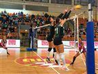 """כפ""""ס עלתה ל-0:1 בסדרת הגמר בכדורעף נשים"""