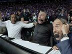 נותרו בהלם: צפו בתגובות של שדרי ה-UFC