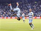 בדקה ה-90: שער ניצחון לגדי קינדה ב-MLS