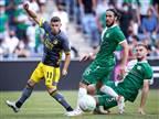 פתיחה טובה: חיפה סיימה ב-0:0 עם פיינורד