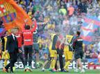 אתלטיקו נתנה לבארסה ולריאל שיעור בכדורגל