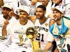 אם יש מגיע: סן אנטוניו אלופת ה-NBA