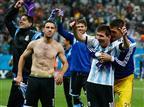 מראדונה: החולצה של ארגנטינה שוב יוקרתית