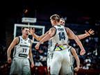בתום משחק ענק: סלובניה בחצי הגמר