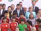 סין רוצה להיות אלופת העולם. ולא משנה מה