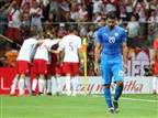 הידרדרות ביחסים: ישראל הובסה 4:0 בפולין