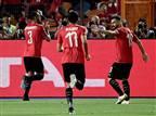 סלאח כבש, מצרים הבטיחה עליה לשמינית הגמר