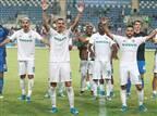 שחקני חיפה ירדו מהדשא רק אחרי שיודו לקהל