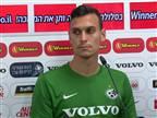 """סיינסברי: """"הופתעתי מרמת הכדורגל הישראלי"""""""