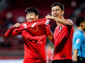 בתום הארכה: 1:2 לדרום קוריאה על בחריין
