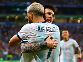 מסי ברבע הגמר: ארגנטינה התעוררה נגד קטאר