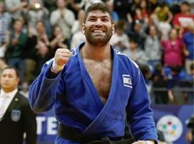 ענק: אורי ששון ניצח בקרב הגמר וזכה בזהב