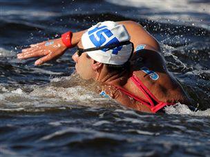 הישג עצום: רודיטי סיים במקום ה-4 במים הפתוחים