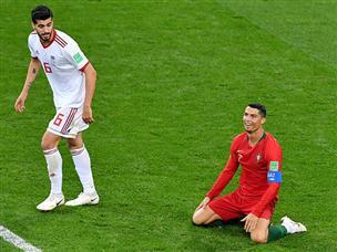 בדקה ה-90: איראן השוותה ל-1:1 מול פורטוגל