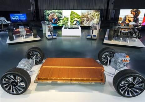 הפלטפורמה המודולארית וטכנולוגיית סוללות ה-Ultium החדשה
