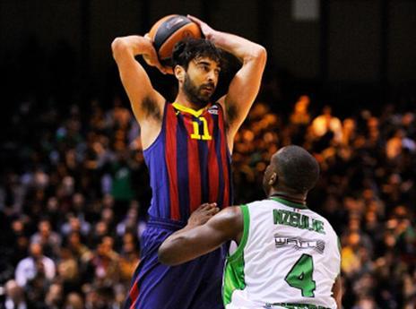 צפו בברצלונה מנצחת את נאנטר
