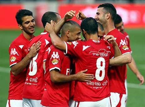האדומים חוגגים ניצחון שני בפלייאוף העליון