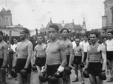 ספורט בקרקוב, תערוכה מיוחדת (ארגון יוצאי קרקוב)