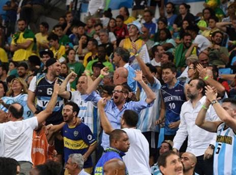ניצחון מתוק לארגנטינאים (Getty)