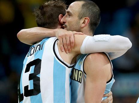 צפו בניצחון ארגנטינה על ברזיל