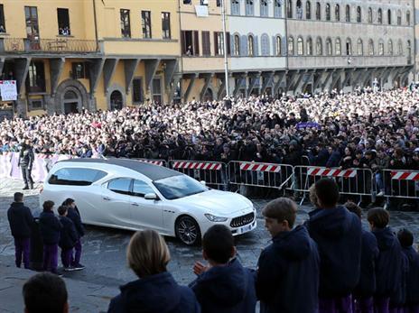 כ-7,000 אוהדים הגיעו (Getty)