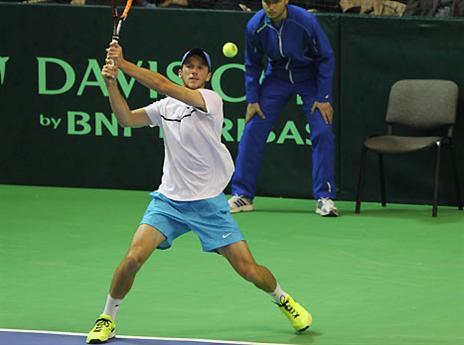 שיתוף הפעולה עם עידן לשם יפחת (איגוד הטניס)