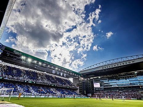 אצטדיון פארקן,  קופנהאגן (Getty)