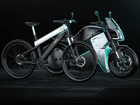 אופניים חשמליים עם טווח נסיעה של רכב