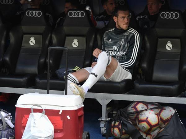 גארת' בייל. הגזרה בין השחקן למועדון מתחממת (Getty Images)