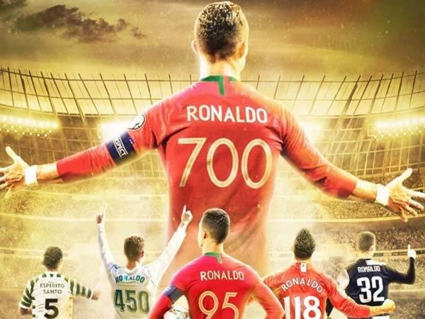 שער 700 בקריירה. מדהים (GETTY)