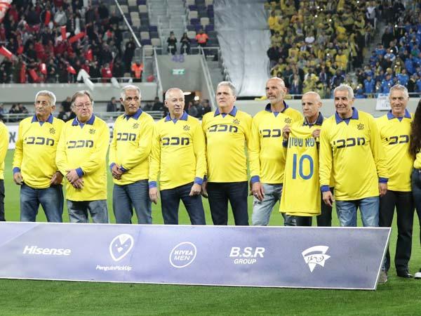 חלק מאחת הקבוצות הגדולות בכדורגל הישראלי (דני מרון)