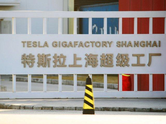 מפעל גי'גה פקטורי בשחנאי, סין