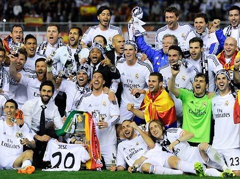 אחרי איטליה ואנגליה, לאנצ'לוטי יש גביע גם בספרד (gettyimages)
