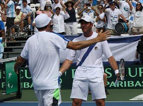 ניצחון ענק (איגוד הטניס)
