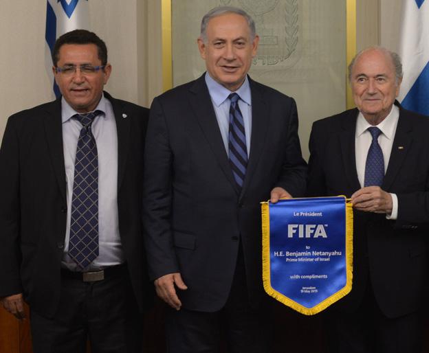 יום הדין של הכדורגל הישראלי? (gettyimages)