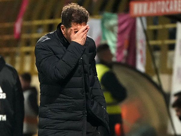 תמונה שאומרת הכל: סימאונה, במהלך ההפסד המביך בגביע