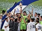 ראול הניף: ריאל זכתה בליגת האלופות לנוער