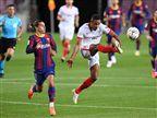 קרב מסקרן: ברצלונה מול סביליה בחצי הגמר
