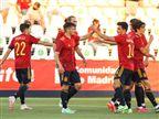 עם שחקני הצעירה: ספרד הביסה 0:4 את ליטא