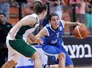 נשים: ישראל ניצחה 56:59 את פורטוגל