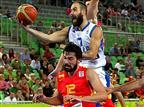 אל תספידו אותה: 75:79 ליוון על ספרד