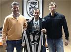 נאתכו חתם בפאוק סלוניקי עד לסוף העונה
