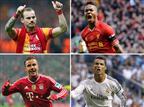הבלתי נשכחים: עשרת משחקי העונה באירופה