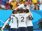 עלתה בטעות: 0:2 לצרפת על ניגריה