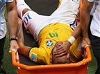 ברזיל בהלם: ניימאר נפצע וגמר את המונדיאל