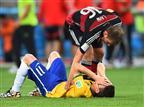 חלום, ובלהות: גרמניה וברזיל במשחק המאה