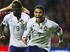 צפו: רונאלדו שבר שיא ב-0:1 של פורטוגל