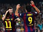 מי יבקיע? מסי, סוארס וניימאר מחוץ לסגל