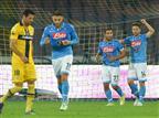 לפני הסופרקאפ: 0:2 לנאפולי על פארמה